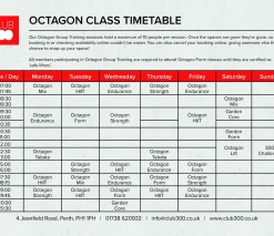 Exciting new timetable additions and Sunday opening!